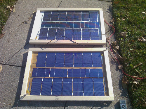 How To Make A Solar Panel The Off Grid Project